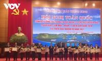 Promueven trabajos de informaciones al exterior sobre gestión y delimitación de fronteras