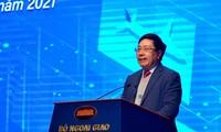 Revisan trabajos del cuerpo de diplomacia de Vietnam