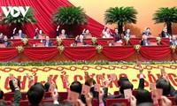 Medios de comunicación japonés cubren el XIII Congreso Nacional del Partido Comunista de Vietnam