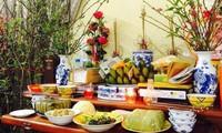 Costumbres tradicionales de los vietnamitas durante la fiesta del Tet