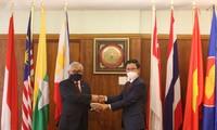 Comité de la Asean en Pretoria aprecia los aportes de Vietnam en calidad de presidente rotativo del bloque
