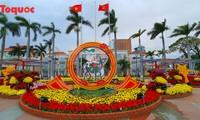 Calle de flores de Da Nang da la bienvenida al Año Nuevo Lunar 2021