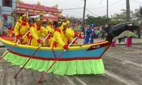 El Festival de Cau Ngu entusiasma a los pescadores de Quang Binh