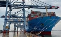 Menos llegadas de barcos extranjeros a Vietnam en los primeros meses de 2021