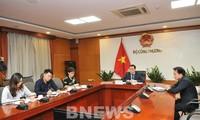 Vietnam y Reino Unido por acelerar la entrada en vigor del acuerdo de libre comercio bilateral