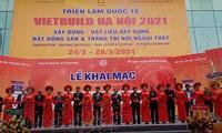 Efectúan exposición Internacional Vietbuild Hanoi 2021