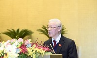 Destacan los aportes del presidente del Estado a actividades externas para elevar la posición y el prestigio de Vietnam