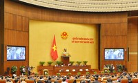 Comunicado de prensa para el cuarto día del onceno periodo de sesiones del Parlamento de Vietnam