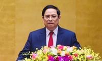 La Asamblea Nacional de Vietnam elige a Pham Minh Chinh como primer ministro