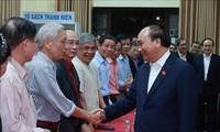 Presidente vietnamita urge a diputados a ser leales a la Patria y al pueblo