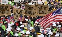 Estados Unidos aprobaría el proyecto de ley contra los delitos de odio hacia los asiáticos