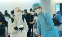 Vietnam reporta ocho nuevos casos importados de covid-19