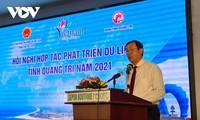 Quang Tri promueve la conexión para dinamizar el turismo