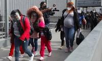 Aumenta el número de inmigrantes ilegales detenidos en la frontera entre Estados Unidos y México