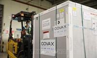 Gần 1,7 triệu liều vaccine phòng COVID-19 của COVAX về đến Việt Nam