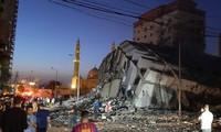 Al menos 26 palestinos muertos en bombardeos de Israel en Gaza