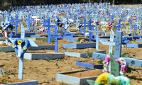 América Latina y el Caribe superan el millón de muertes por el covid-19