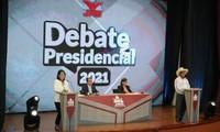Celebran debate presidencial para la segunda vuelta de las elecciones de Perú