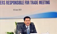 Vietnam listo para cooperar con los miembros de APEC para responder a los desafíos planteados por el covid-19