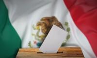 Efectúan las elecciones intermedias en México