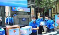 Vietnam lanza la Campaña de Jóvenes Voluntarios en verano 2021