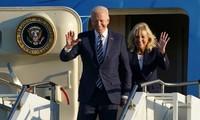 Biden aclara la política exterior de Estados Unidos con socios europeos