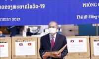 Laos concede gran importancia a las relaciones especiales con Vietnam