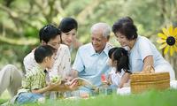 Construir una familia feliz es una base para crear una sociedad feliz