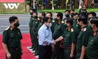 Ejército Popular de Vietnam aporta activamente a los logros comunes del país