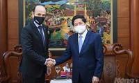 Vietnam y Argentina buscan una mayor cooperación en el sector agrícola