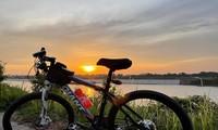 Practicar ciclismo, una tendencia en alza en medio de temporada de epidemias