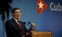 Cuba condena a Estados Unidos por realizar campaña de desestabilización contra su país