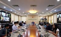 Vietnam refuerza la cooperación con la Organización Internacional para la Conservación de la Naturaleza