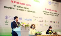 Vietnam exhorta a fortalecer la cooperación alimenticia internacional