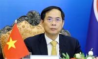 Asean y Australia promueven cooperación en áreas prioritarias