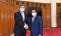 Vietnam agradece a Polonia su donación de vacunas anticovid-19