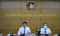 Expertos vietnamitas en ultramar aportan opiniones acerca de la producción de vacunas domésticas contra covid-19