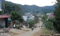 Una nueva fisonomía de la tierra revolucionaria de Muong Chanh