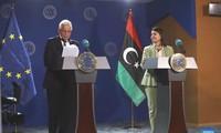 La Unión Europea se compromete a mantener su apoyo a Libia