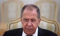 Cancilleres de Rusia y Qatar abordan temas del Golfo