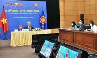 Cooperación CLMV busca soluciones para la recuperación económica posterior al covid-19