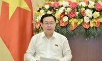 Presidente del Parlamento vietnamita destaca importancia de planificación en el uso de tierras