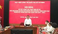 Vietnam pretende integrar el tema de derechos humanos en el sistema educacional del país