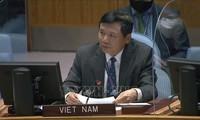 Vietnam llama a Israel y Palestina a allanar camino para restaurar proceso de paz