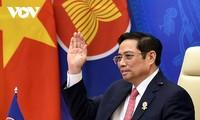 Vietnam insta a fortalecer el diálogo y mantener un entorno pacífico y estable para el desarrollo mutuo