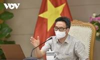 Vietnam perfecciona borrador de la estrategia maestra en respuesta al covid-19