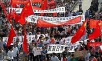 ความตึงเครียดที่เกี่ยวข้องถึงการพิพาทระหว่างจีนกับญี่ปุ่น