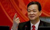 นายกรัฐมนตรี NguyễnTấnDũng จะเข้าร่วมการประชุมอาเซมครั้งที่ 9 ณ ประเทศลาว