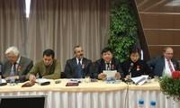 เวียดนามเข้าร่วมการประชุมขบวนการคอมมิวนิสต์สากลที่รัสเซีย