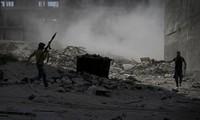 ซีเรียปฏิเสธข้อกล่าวหาของกองกำลังฝ่ายต่อต้านเกี่ยวกับการใช้อาวุธเคมี